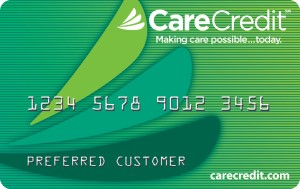 Care Credit Offer!